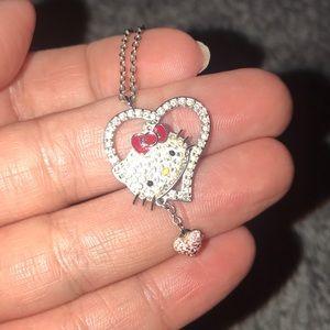 Hello Kitty SWAROVSKI necklace